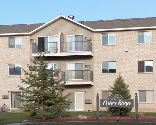 Listing scv 134 1401 namekagon street hudson apartment connextion rental guide wisconsin for 1 bedroom apartments in hudson wi